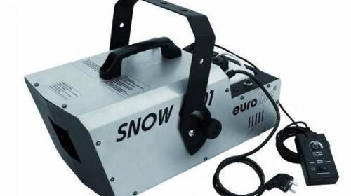 Schneemaschine inkl. 1 Tankfüllung (2, 5 Liter)