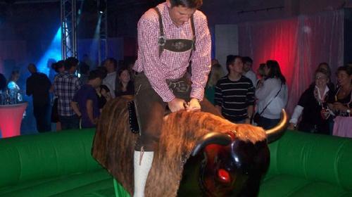 Bullriding, Bull Riding, Bullen reiten & Rodeo