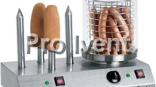 Hot Dog Gerät Würstchenwärmer
