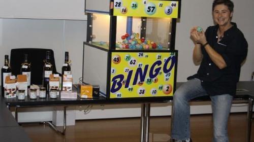 Bingomaschine