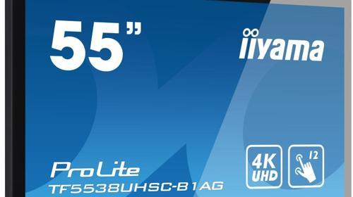 "Touchscreen Iiyama ProLite 4K 55"" Kapazitiv"