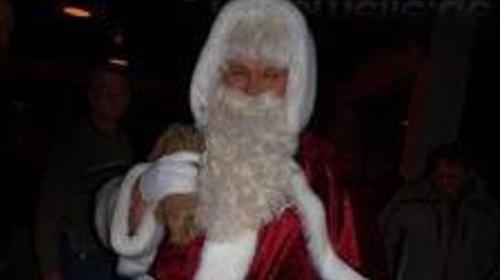 Weihnachtsmann im Ruhrgebiet und Sauerland
