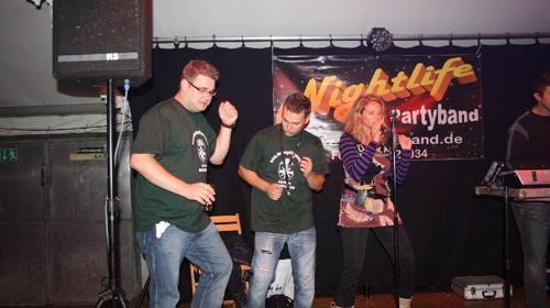 Nightlife-Partyband - Vom Duo bis 5-Mann-Band