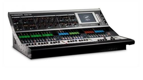Allen & Heath iLiveT112 + iDR-48 + Multicore