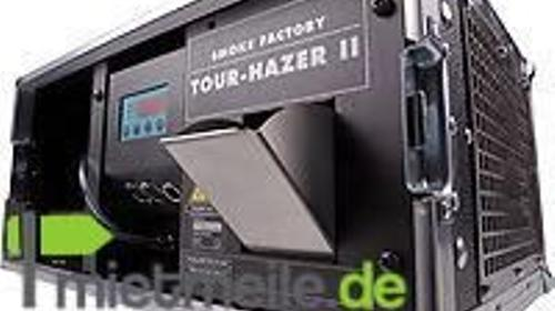 Smoke Factory Tour Haze II Nebelmaschine