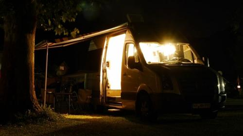 VW Crafter Westfalia