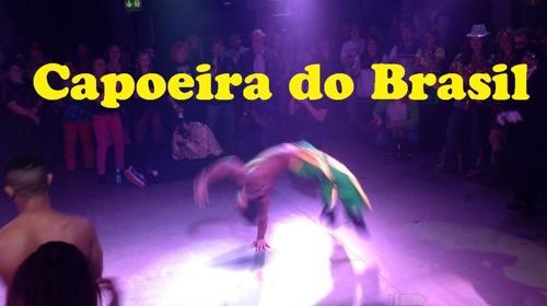 Capoeira do Brasil - Der akrobatische Kampftanz