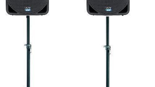 Tonanlage Komplett SET / dB / 600 W RMS / SET