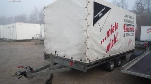 Nr.08 Planenanhänger 500x200x180 cm 3000 kg