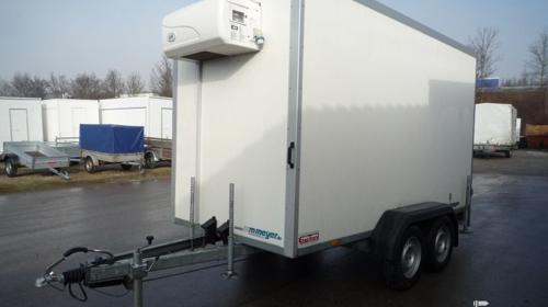 Nr.14 Kühlkoffer 350x150x190 cm 2500 kg