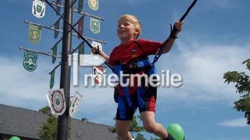 4er Bungee Trampolin / Trampolinanlage / High Jump