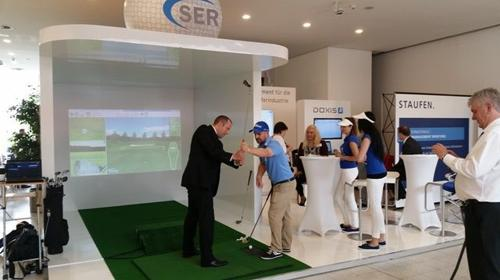Golf Simulator, Golfsimulator
