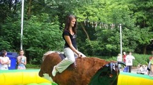 Rodeo, Bullriding inkl. kostenloser Hüpfburg!!!!!
