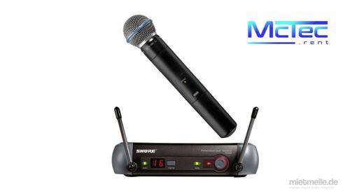 Shure PGX Funkmikrofon Funkstrecke Handsender versch. Frequenzen