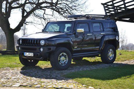 Hummer mieten & vermieten - Hummer zum selberfahren in Stemwede