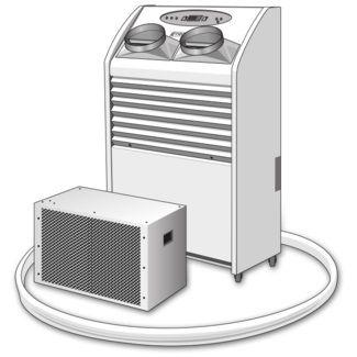 Klimageräte mieten & vermieten - Klimagerät Trotec PT 6500 AHX S Spotcooler in Heinsberg