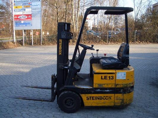 Gabelstapler mieten & vermieten - Steinbock Boss LE13-50MK in Karlsfeld
