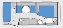 Wohnwagen mieten & vermieten - Camper/Caravan/Wohnwagen in Weinstadt