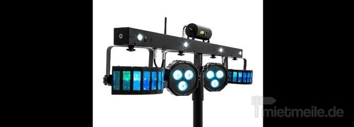 Lichttechnik mieten & vermieten - Partylicht /  LED KLS Laser Bar FX-Lichtset in Schneverdingen