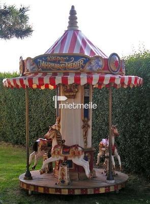 Karussell mieten & vermieten - Karusell mit 1,80m Durchmesser in Eibelstadt