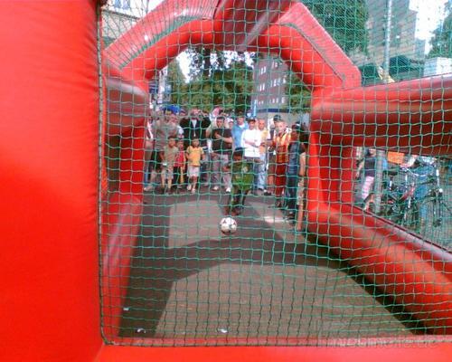 Fußball mieten & vermieten - Radartor in Vechta