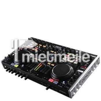 Tontechnik mieten & vermieten - Midi DJ Controller/Mixer mit 4-Deck Support in Hüllhorst