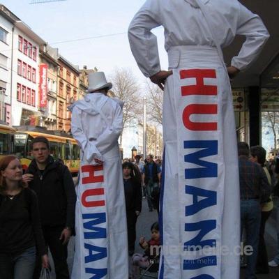 Stelzenläufer mieten & vermieten - Stelzenläufer in Idstein