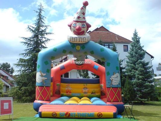 Hüpfburg mieten & vermieten - Große Hüpfburg für Kinder mit Seitenwänden in Idstein