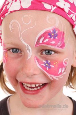 Kinderschminken mieten & vermieten - Kinderschminken in Idstein
