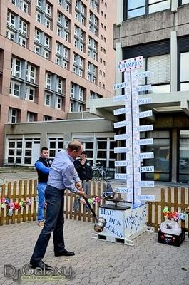 Karussell mieten & vermieten - Schiffschaukel mit 2 Überschlaggondeln in Lehrte