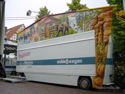 Gewinnspiele mieten & vermieten - Schiesswagen in Lehrte