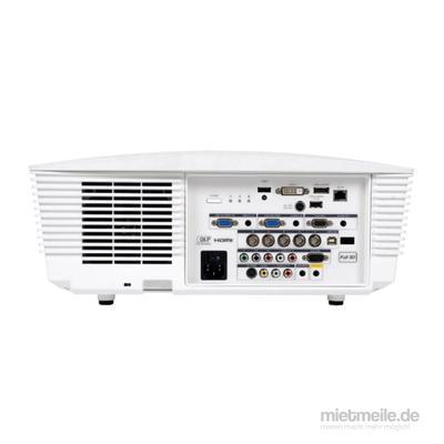 Beamer mieten & vermieten - Videobeamer, Datenprojektor, Beamerset, Video Großbildprojektor, 5000 lumen, HD Ready in Remchingen