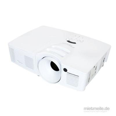 Beamer mieten & vermieten - Videobeamer, Datenprojektor, Beamerset, Video Großbildprojektor, 3000 lumen, HD Ready in Remchingen
