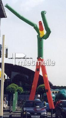 Skydancer mieten & vermieten - Skydancer 2 beinig, so sieht Sie jeder in Bottrop