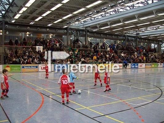 Fußball mieten & vermieten - Rundumbande f. Hallen Fußball| mit/ohne Kunstrasen in Saarbrücken