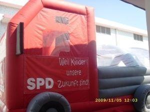 Hüpfburg mieten & vermieten - Hüpfburg/ Springburg/ LKW in Remscheid