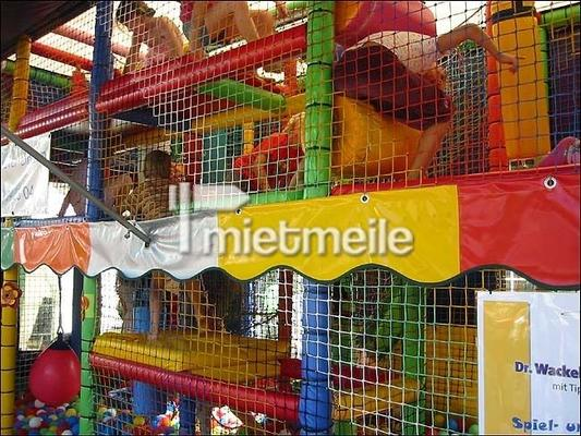 Spielmobil mieten & vermieten - Mobiles Spiel- & Spaßhaus in Bielefeld