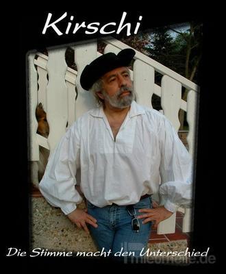"""Sänger mieten & vermieten - """"Kirschi"""" ... die Stimme macht den Unterschied in Raguhn"""