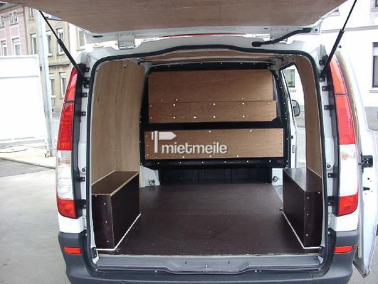 Transporter mieten & vermieten - Mercedes Benz Vito Kastenwagen in Mönchengladbach