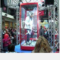 Gewinnspiele mieten & vermieten - Original Gewinndusche (Nur 2 x in Deutschland) - Cashtwister - Wirbelbox in Schwollen