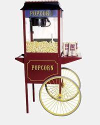 Popcornmaschine mieten & vermieten - Popcorn Maschine 1911 8 oz in Schwollen