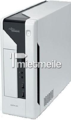 PC mieten & vermieten - FSC Amilo Desktop Computer small form Gehäuse in Gräfenberg