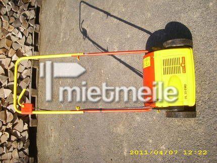 Vertikutierer mieten & vermieten - Wolf Vertikutierer 1100 Watt in Wiesbaden