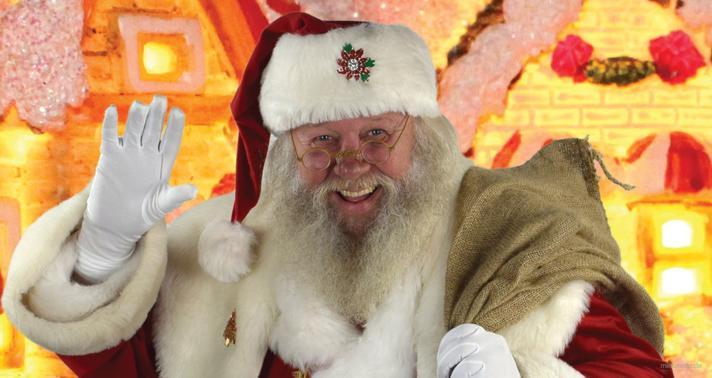 Weihnachtsmann mieten & vermieten - Weihnachtsmann in Celle