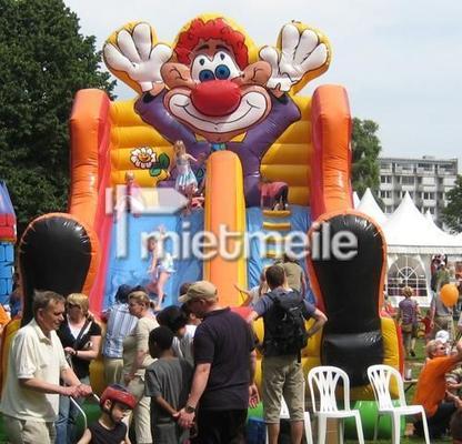 Riesenrutsche mieten & vermieten - Clown Rutsche in Hannover