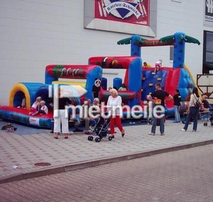 Parcours mieten & vermieten - Hindernis Parcours in Hannover