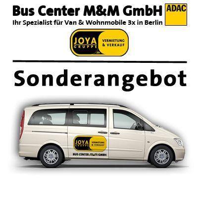 VW mieten & vermieten - Transporter 9 sitzer, City Tarif, Mercedes oder VW in Berlin
