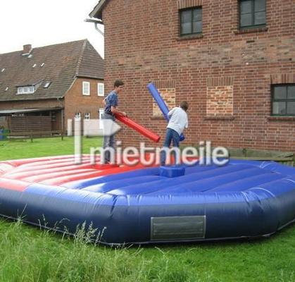 Hüpfburg mieten & vermieten - Hüpfburg Gladiator Game in Hannover