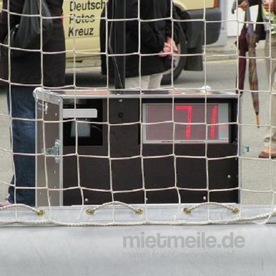 Fußball mieten & vermieten - Radarmessanlage Speed Kick in Hannover
