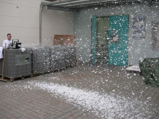 Schneemaschine mieten & vermieten - Schneemaschine auf Fluidbasis in Darmstadt